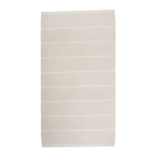 Kremowy ręcznik Aquanova Adagio, 70x130cm