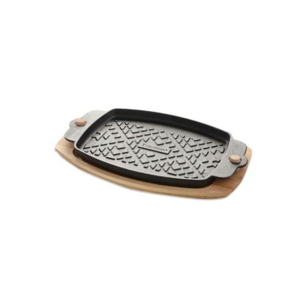 Żeliwne naczynie Sizzler Plate