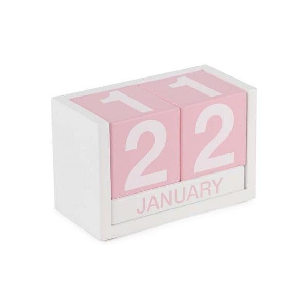 Kalendarz Design Ideas ThreeSixFive Pink