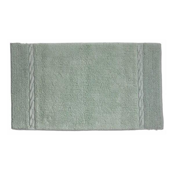 Zielony dywanik łazienkowy Kela Ladora