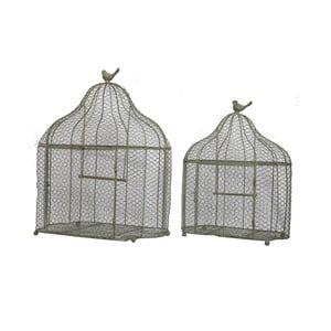 Zestaw 2 klatek Birdies