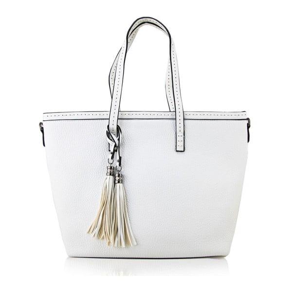 Skórzana torebka Sally White