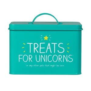 Pojemnik na karmę dla zwierząt Happy Jackson Unicorn