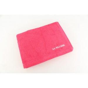 Ręcznik US Polo Bath Pink, 70x140 cm