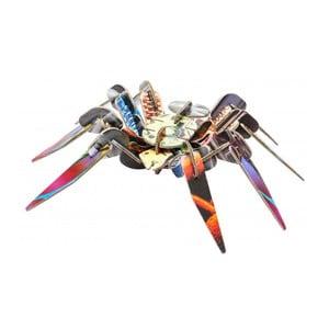 3D model do składania Totem Spider