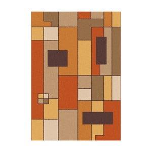 Pomarańczowo-brązowy dywan Universal Boras Rust, 57x110cm
