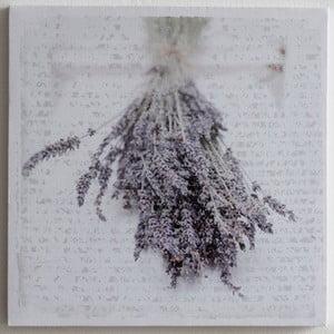 Obraz na płótnie Lavende, 28x28 cm