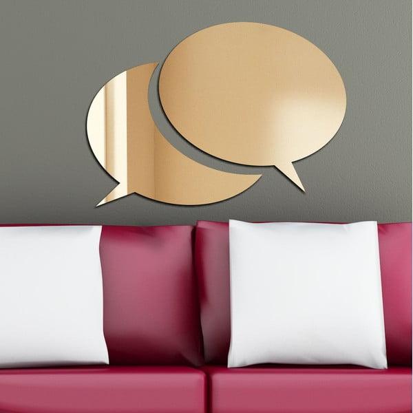 Lustro dekoracyjne Rozmowa