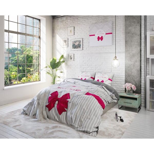 Pościel Sweet Dreams 200x200 cm, różowa