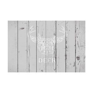 Dywan winylowy Ciervo Gris, 100x150 cm