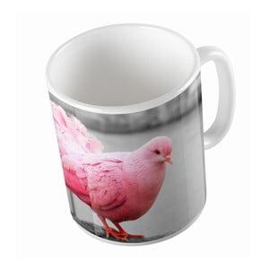 Kubek Black Shake Pink Dove, 330ml