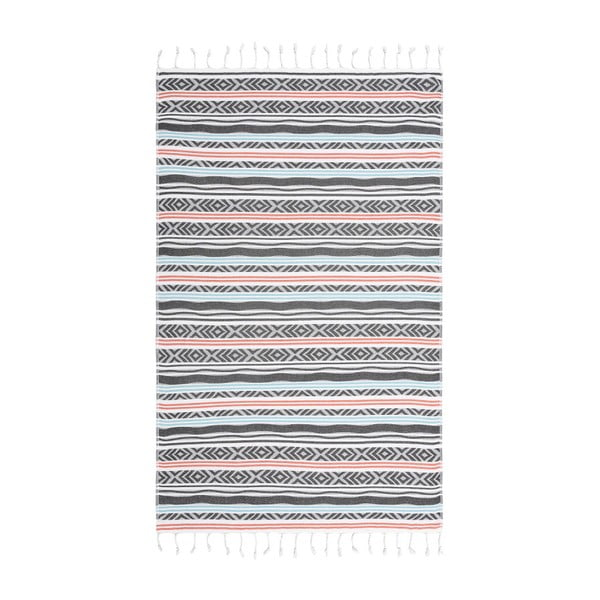 Ręcznik hammam Begonville Freya, 180x95 cm