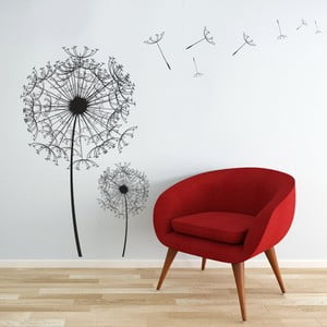 Naklejka dekoracyjna na ścianę Puch