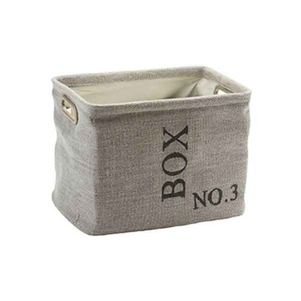 Kosz Aquanova Evora Light Grey, 32x26 cm