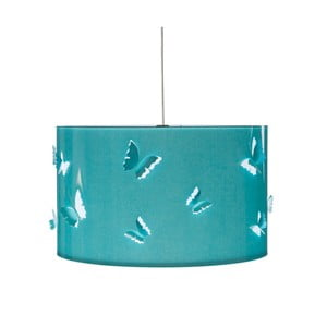 Turkusowa lampa wisząca Creative Lightings Butterfly