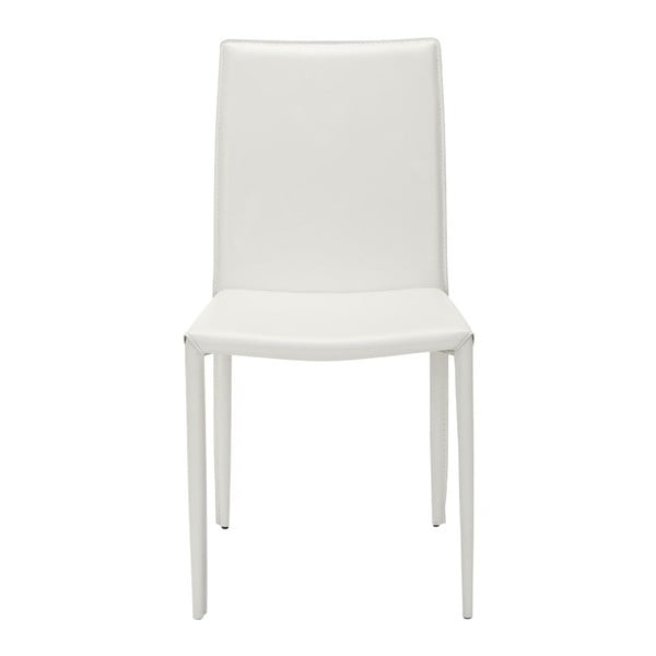 Zestaw 2 krzeseł Caleb White