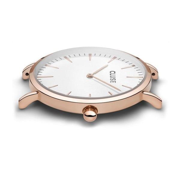 Zegarek CLUSE La Bohéme Rose Gold/White Mint