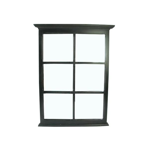 Lustro Black Washed, 60x78 cm