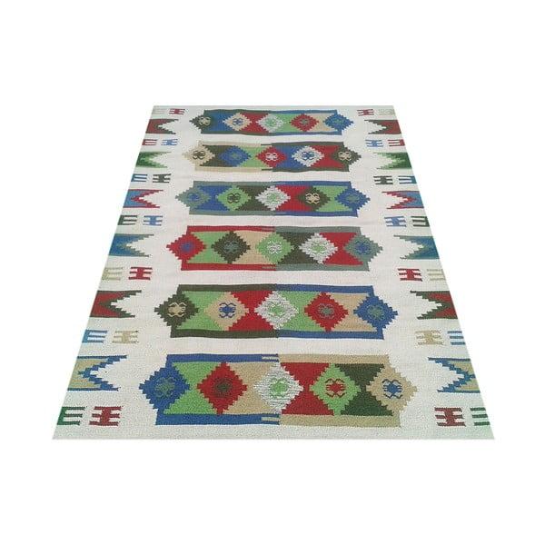 Dywan ręcznie tkany Kilim No. 192, 120x180 cm