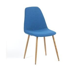 Krzesło Sky, niebieskie