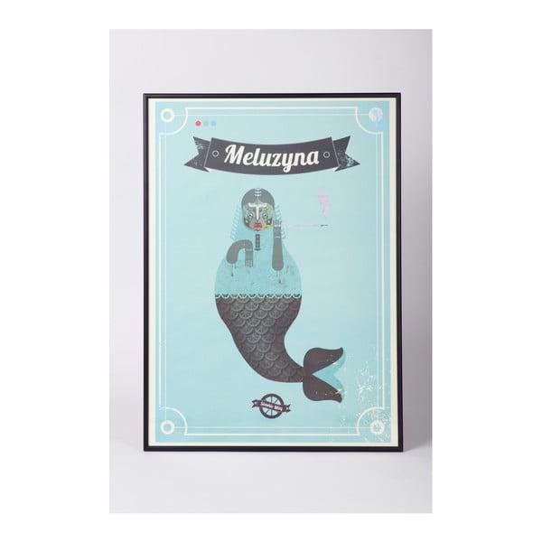 Plakat   Brambla Meluzyna
