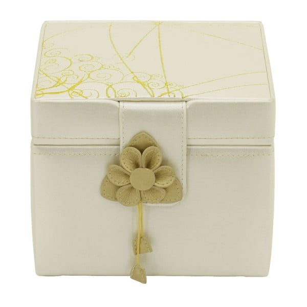 Biała szkatułka  Amiral