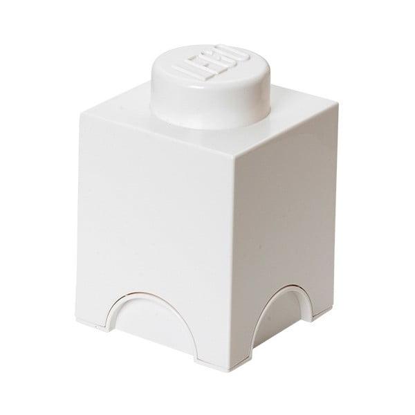 Biały mały pojemnik LEGO®