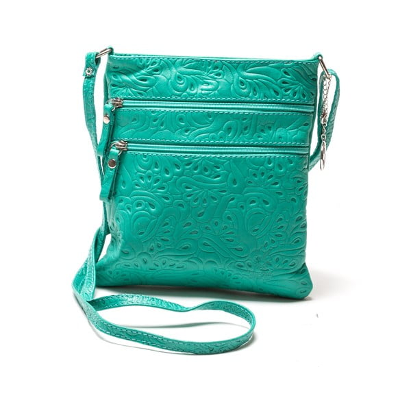 Skórzana torebka Carla Ferreri 2060 Ottanio