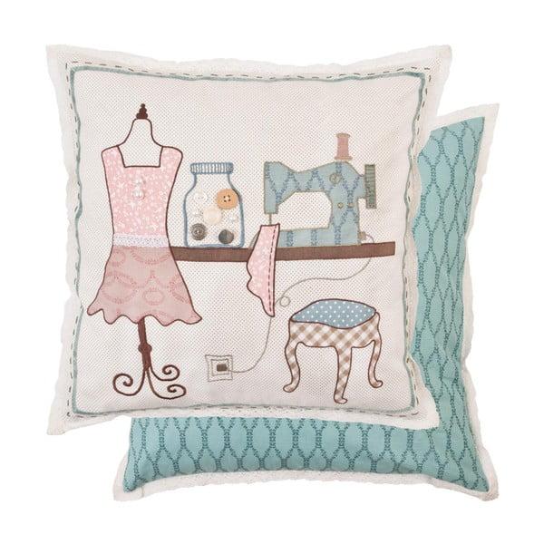 Poszewka na poduszkę Clayre Sew, 50x50 cm