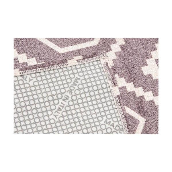 Wytrzymały dywan kuchenny Webtapetti Honeycomb Hazel,80x130cm