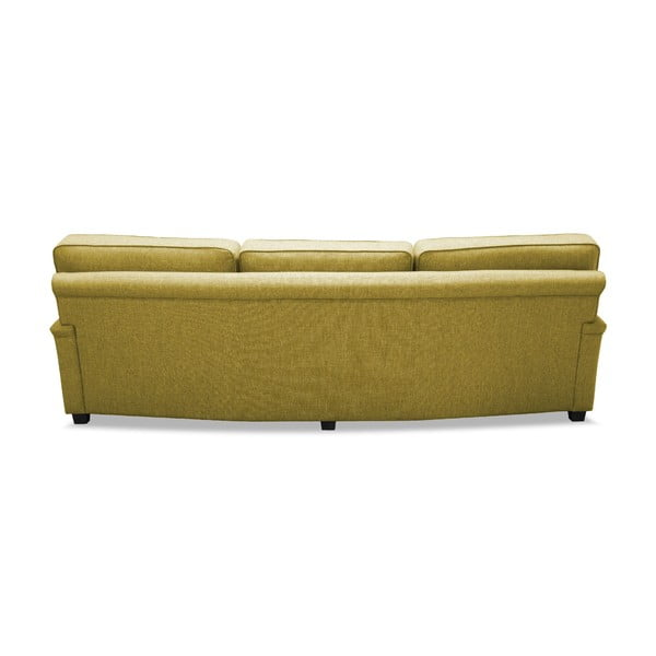 Żółta sofa VIVONITA William