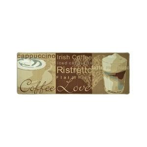 Dywan kuchenny Coffee Love, 67x180 cm