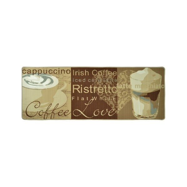 Chodnik do kuchni Zala Living Coffee Love, 67x180 cm