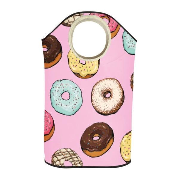 Kosz na bieliznę Tasty Donuts