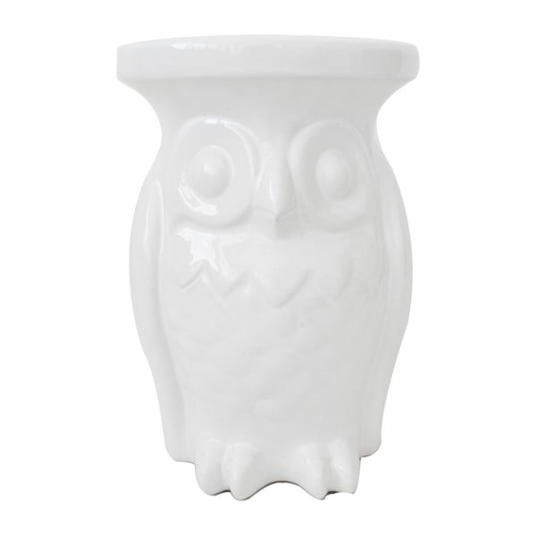 Taboret ceramiczny Hoot