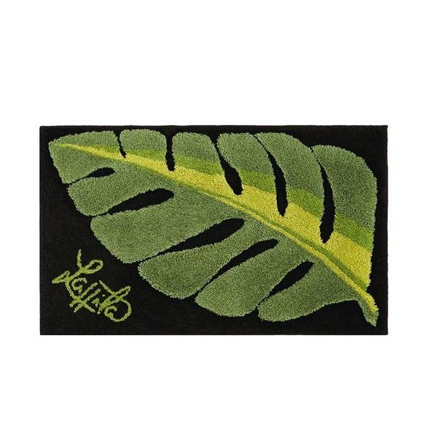 Dywanik łazienkowy Leaf, 60x100 cm