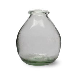 Wazon ze szkła recyklowanego Vase, 13 cm