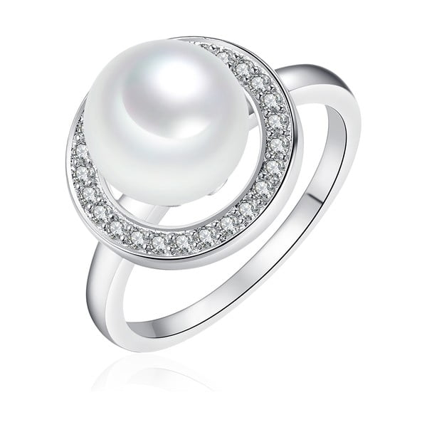 Pierścionek   z perłą Pearls of London Sea, 1,5 cm