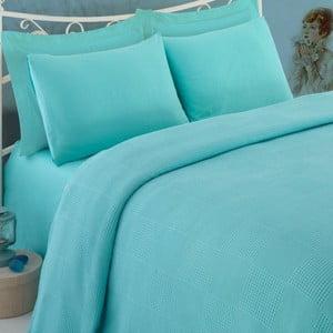 Narzuta na łóżko Pique 153, 160x230 cm