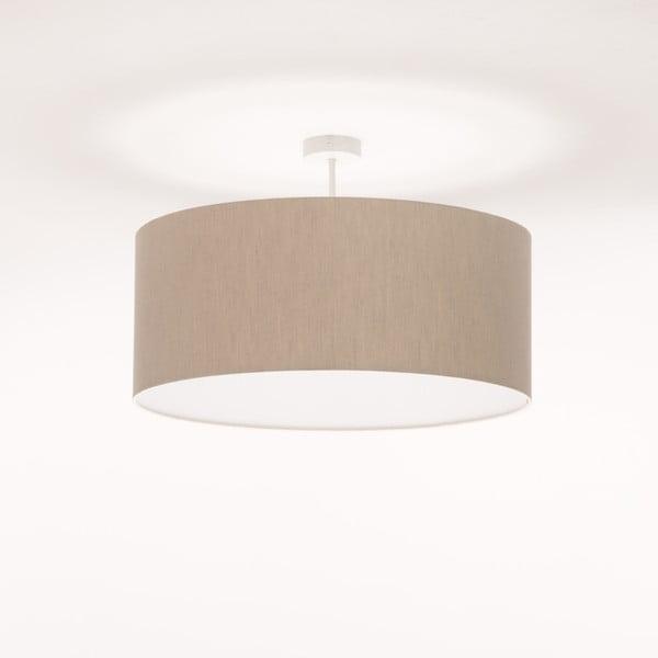 Kremowa lampa wisząca 4room Artist, Ø 60 cm