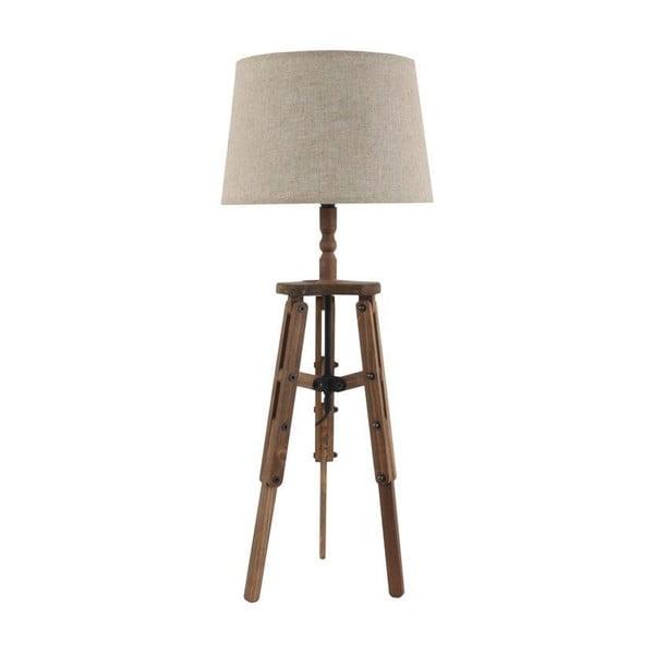 Lampa stołowa Wooden Tramp