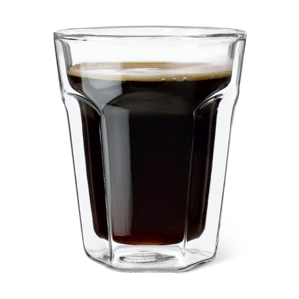 Szklanki z podwójną ścianką Bredemeijer Coffee, 220 ml, 2 szt.