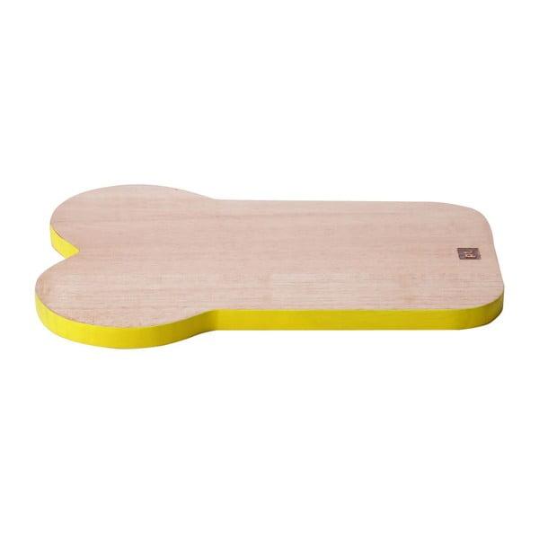 Deska do krojenia Sandwich Yellow