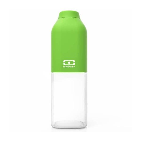 Zielona butelka Monbento Positive Green, 500 ml