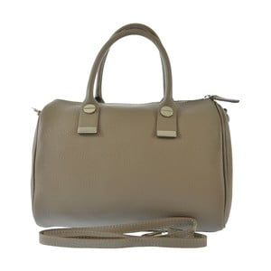 Beżowa torba skórzana Jenn