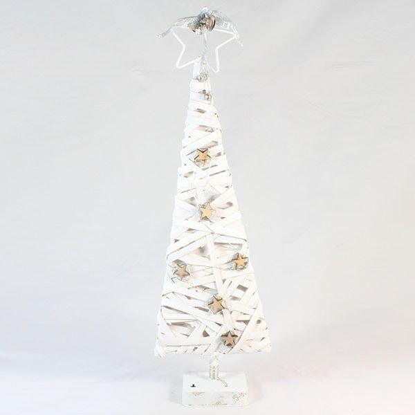 Świecąca choinka, 53 cm
