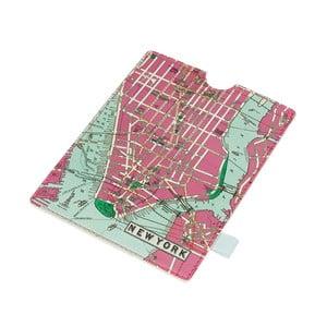 Etui na paszport i bilety lotnicze New York