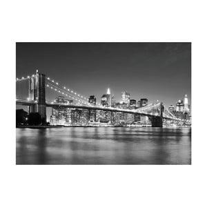 Fototapeta Nighttime Manhattan, 400x280 cm