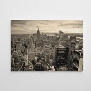 """Obraz na płótnie """"Manhattan"""", 50x70 cm"""