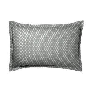 Poszewka na poduszkę Topos Negative Gris, 50x70 cm